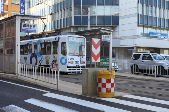 函館駅前站2