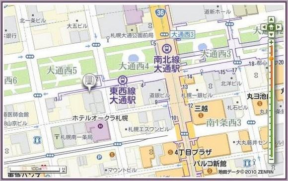 4-Hotel Resol Trinity Sapporo_2