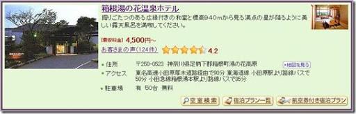 5-Hakone Yunohanaonsen Hotel_1