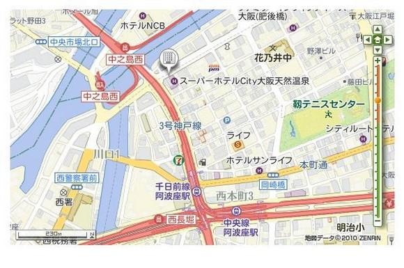 5_Super Hotel City Osaka_2