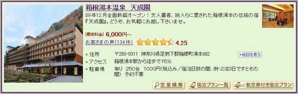 7-Hakone Yumoto Onsen Tenseien_1