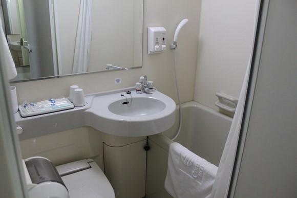 Comfort Hotel-洗手間