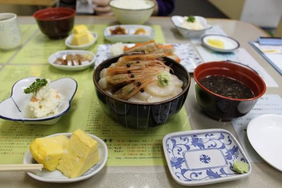 函馆朝市-きくよ食堂2