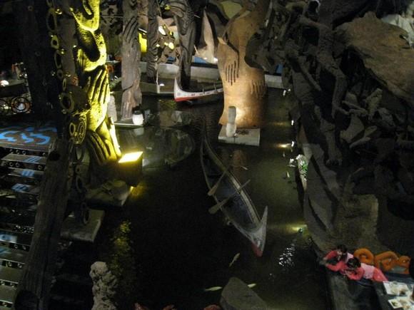 伍角船板2