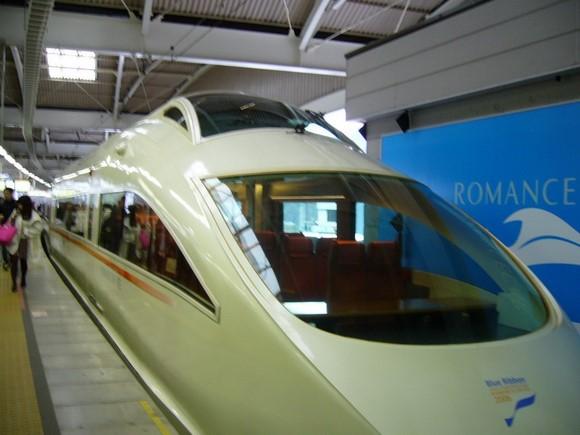 小田急火车1