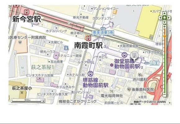 10_ビジネスホテル 新ばし<大阪府>_2