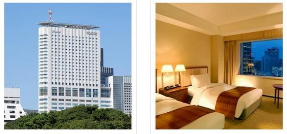 Hotel Century Southern Tower Shinjuku Tokyo