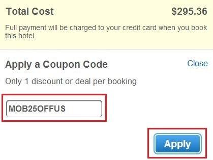 HotelsCom手機版折扣代碼_2