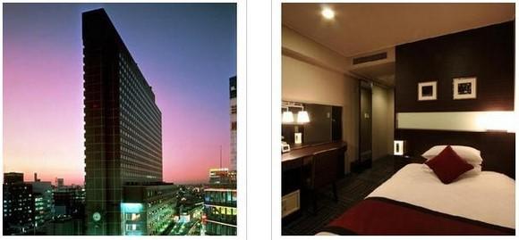 Shinjuku Prince Hotel Tokyo