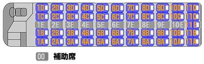 座席配置図