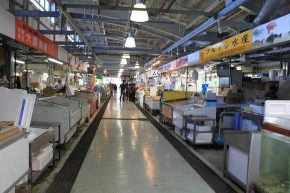 泊Iyumachi鱼市场_图3