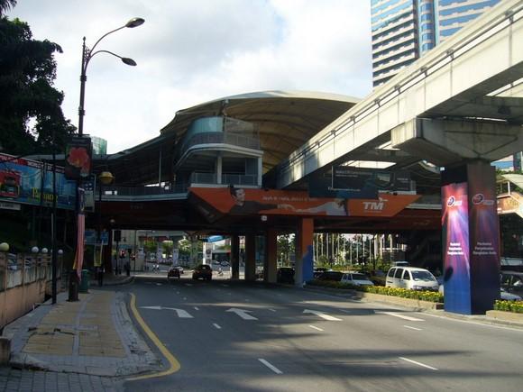 Monorail車站1