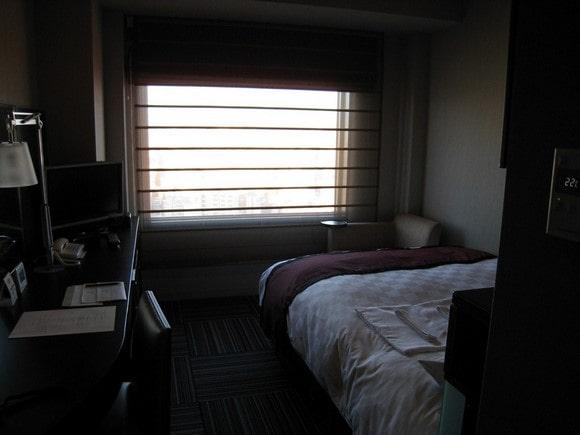 新宿太子酒店房間_1