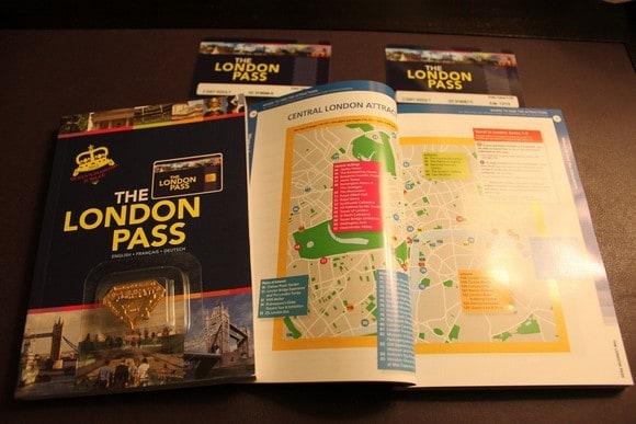 倫敦通行證Guidebook