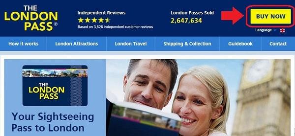 London Pass Purchase Process_01