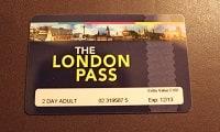 倫敦通行證