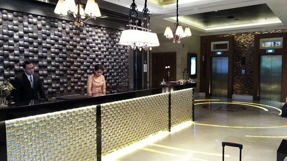 The Continent Hotel Bangkok_大堂1