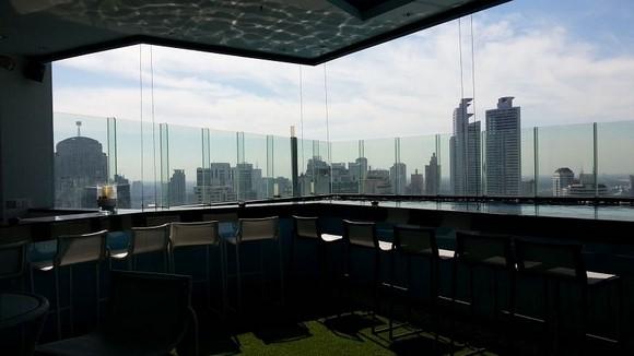 The Continent Hotel Bangkok_泳池2