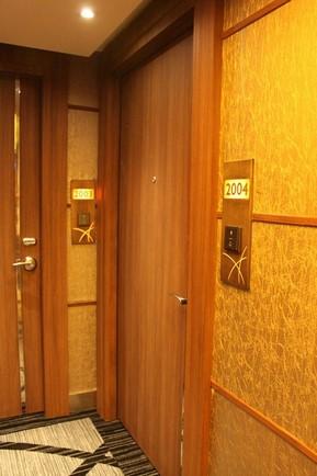 The Continent Hotel Bangkok_走廊4