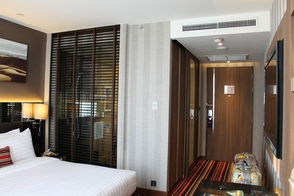 The Continent Hotel Bangkok_房間6