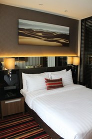 The Continent Hotel Bangkok_房間9