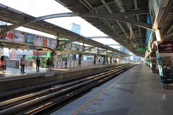 W Bangkok_附近環境07
