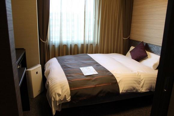 Dormy Inn Kyoto_房間3