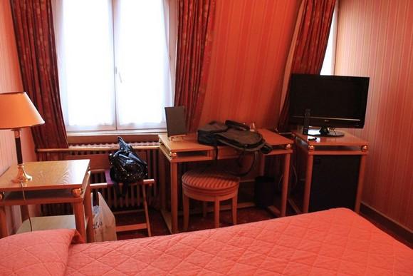 Hotel Cordelia Paris房間_05