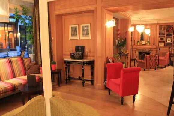 Hotel Cordelia Paris設施_07