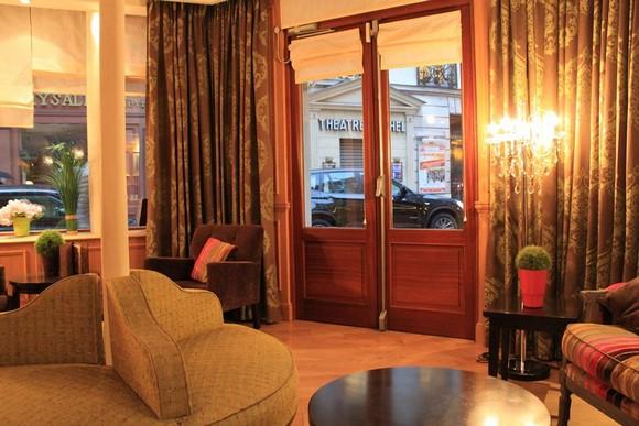 Hotel Cordelia Paris設施_09