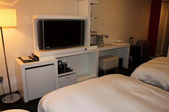 Cross Hotel Osaka Twin room_05