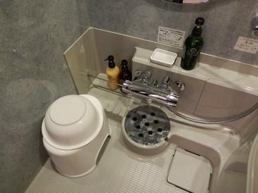 Cross Hotel Osaka 浴室_04