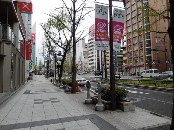Cross Hotel Osaka周圍環境_01