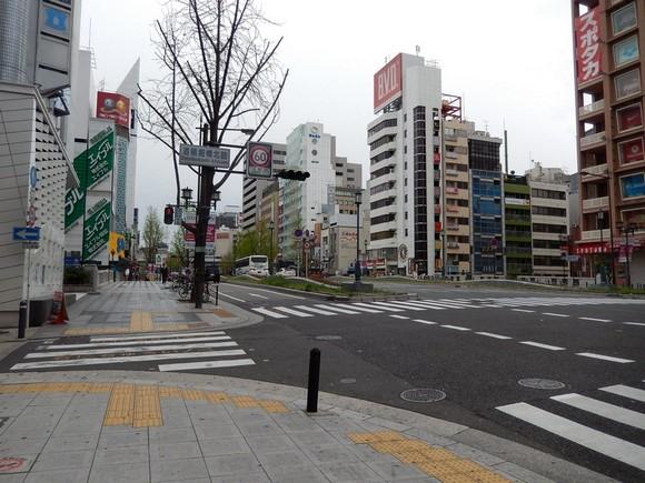 Cross Hotel Osaka周圍環境_02