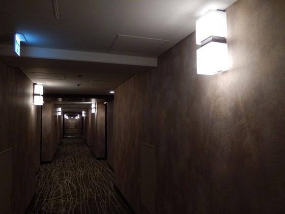 New Miyako Hotel Kyoto走廊_02