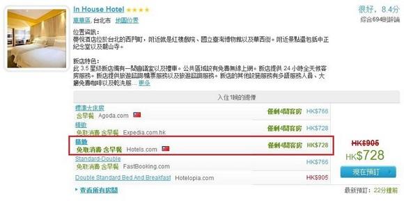 Hotels額外折扣_01