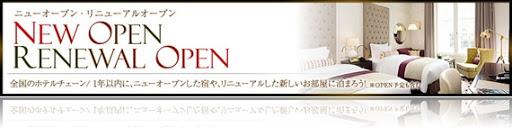 2013年日本新酒店