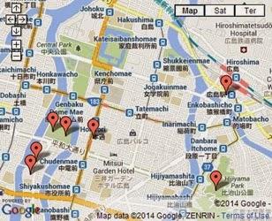 廣島市免費WiFi網絡