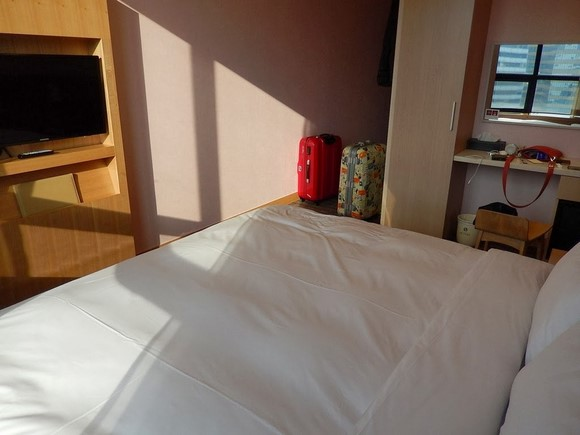 Hotel Skypark Central Myeongdong Seoul_double room_04
