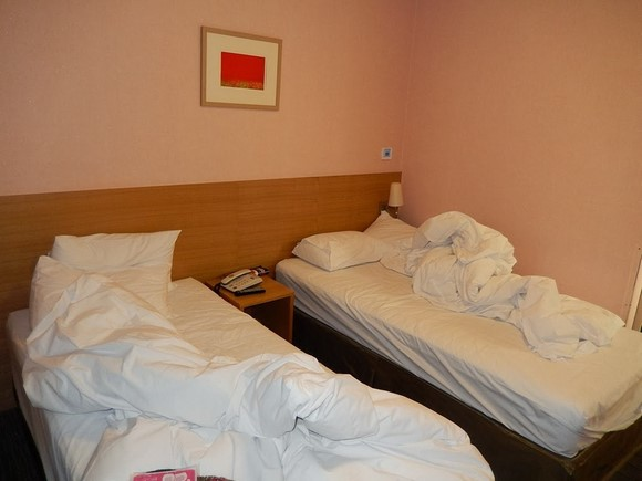 Hotel Skypark Central Myeongdong Seoul_twin room_01