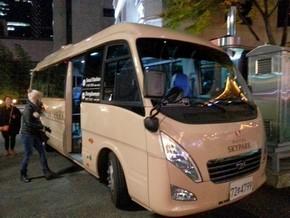 Hotel Skypark Central Myeongdong Seoul_免費穿梭巴士_05
