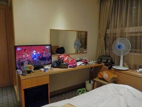 Hotel Skypark Central Myeongdong Seoul_double room no window_04