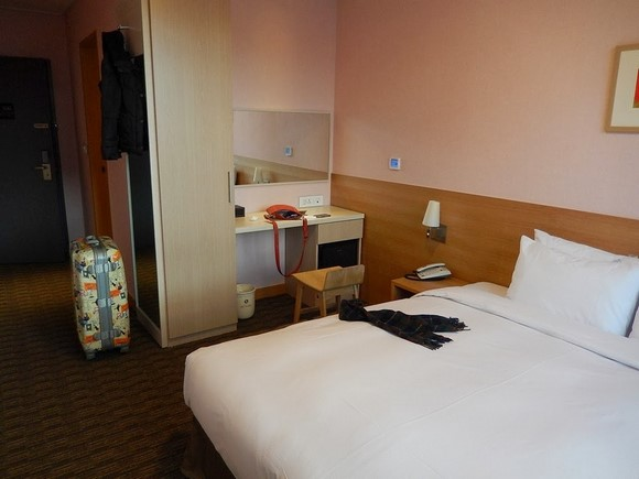 Hotel Skypark Central Myeongdong Seoul_double room_06