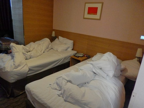 Hotel Skypark Central Myeongdong Seoul_twin room_02