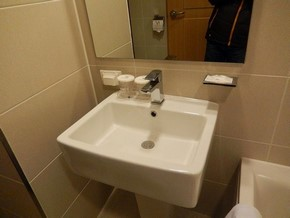 Hotel Skypark Central Myeongdong Seoul_double room_15