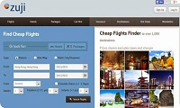 ZUJI香港網站訂購機票教學