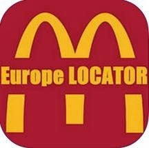 歐洲麥當奴位置App