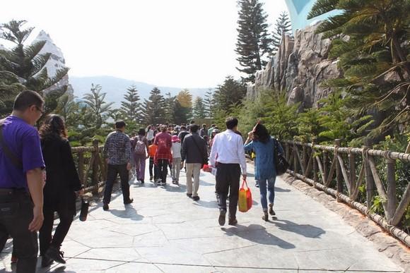 珠海橫琴長隆海洋王國_極地劇場_03