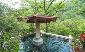 殿方露天風呂、殿方大浴殿「翠泉」