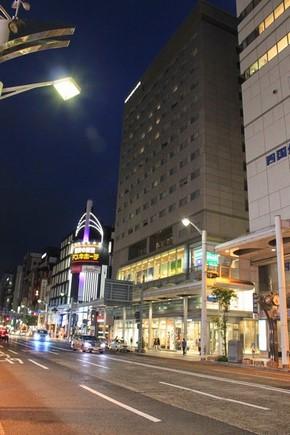 廣島華盛頓酒店_外觀_02